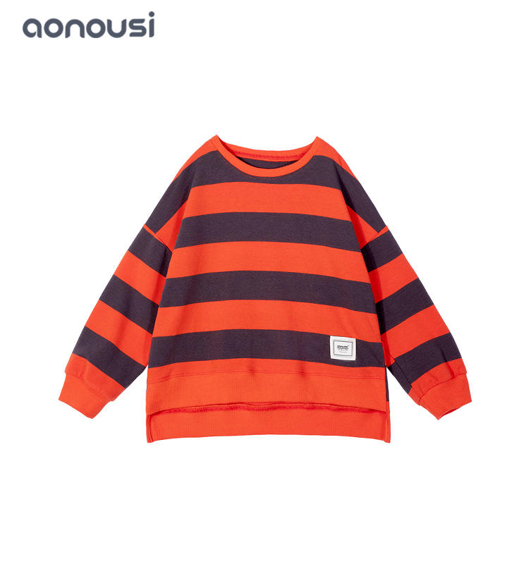 children clothes Autumn winter girls kids shirt fashion long sleeves Pullover for girls wholesale girls outfits