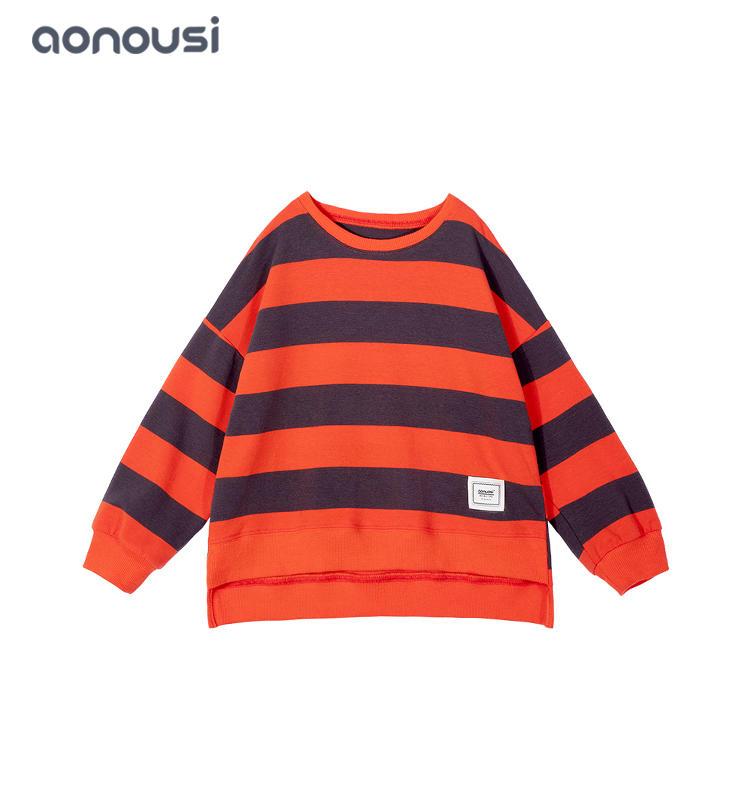 children t shirt Autumn winter girls kids shirt fashion long sleeves Pullover for girls wholesale girls outfits