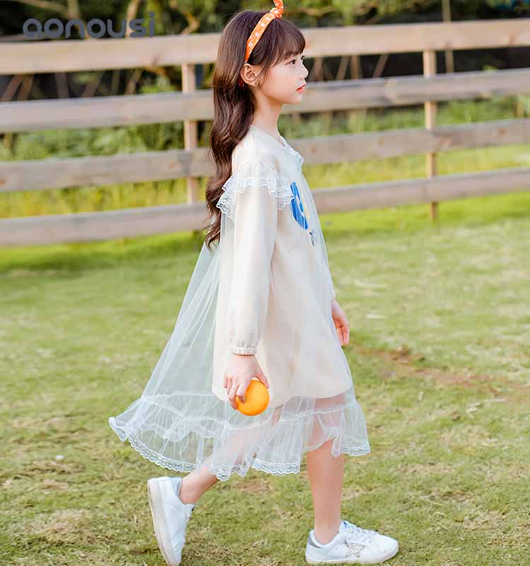 Aonousi newest custom made kids clothes for girls-Aonousi-img