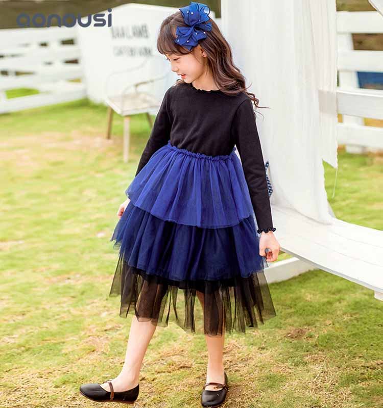 Aonousi lace girls fashion skirts for business for girls-Childrens Clothing Wholesale,Wholesale Kids