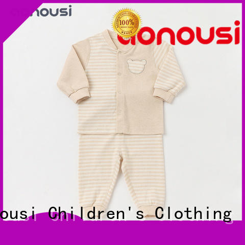 Aonousi newest childrens clothing bulk production for kids