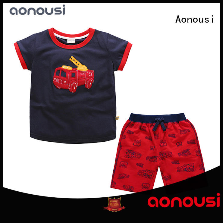 Aonousi hot-sale childrens clothing inquire now for boys