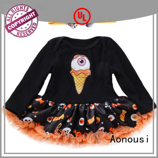 Aonousi Custom halloween outfits for girls factory