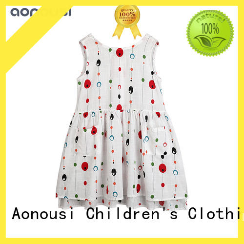 Aonousi fine- quality girls clothes skirts Suppliers for kids