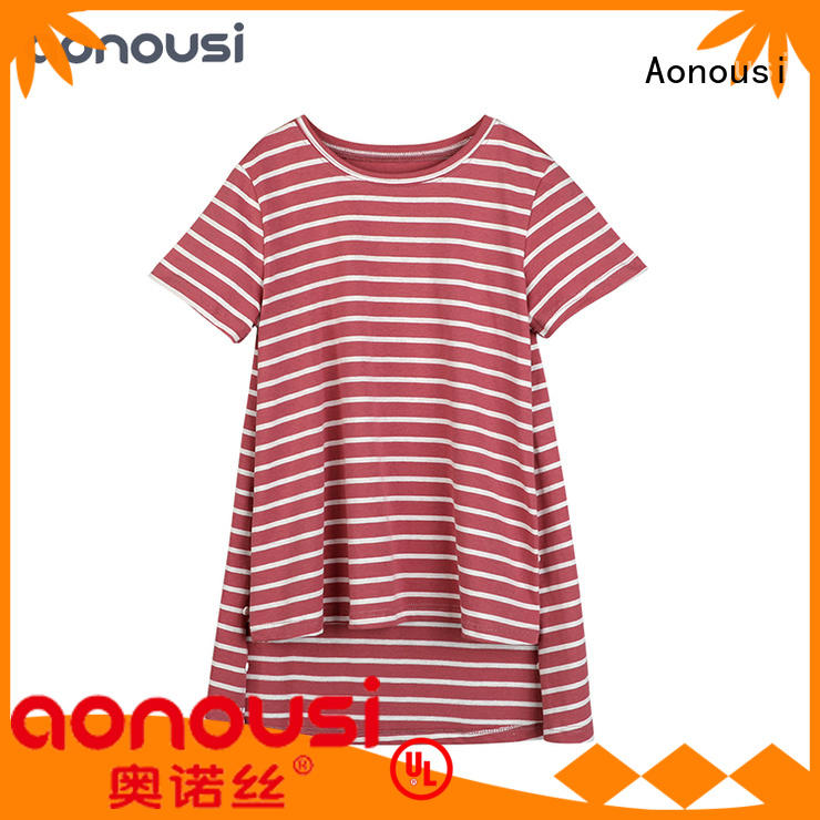 Aonousi New cheap childrens t shirts Suppliers for kids