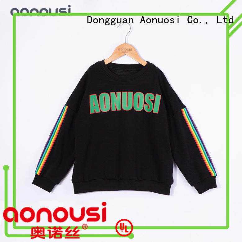outstanding trendy kids wholesale clothing tracksuit customization for kids