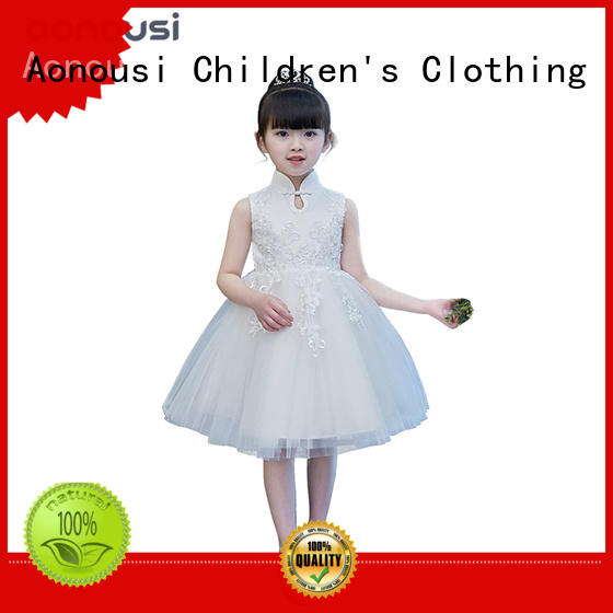 Aonousi design childrens clothing at discount for girls