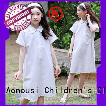 Aonousi best kids skirt for girls