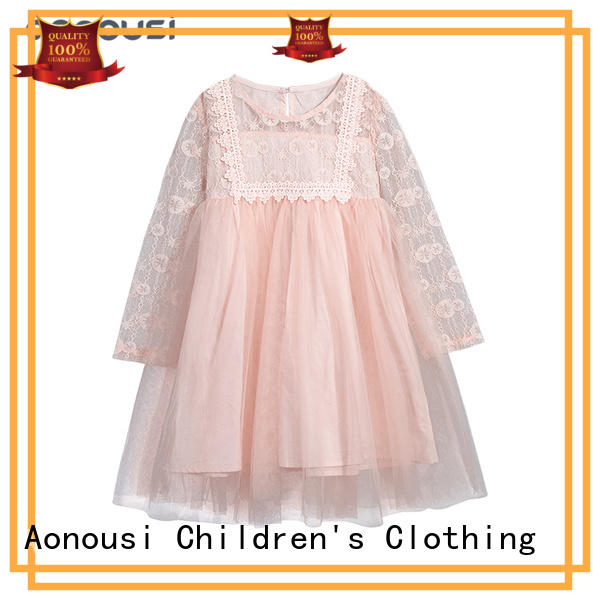 Aonousi waistcoat kids fashion cloth Supply for kids