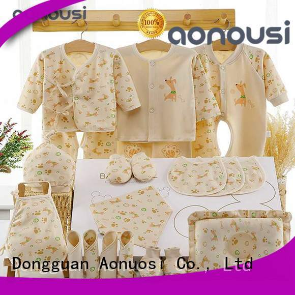 Aonousi inexpensive baby infant clothes Supply for girls