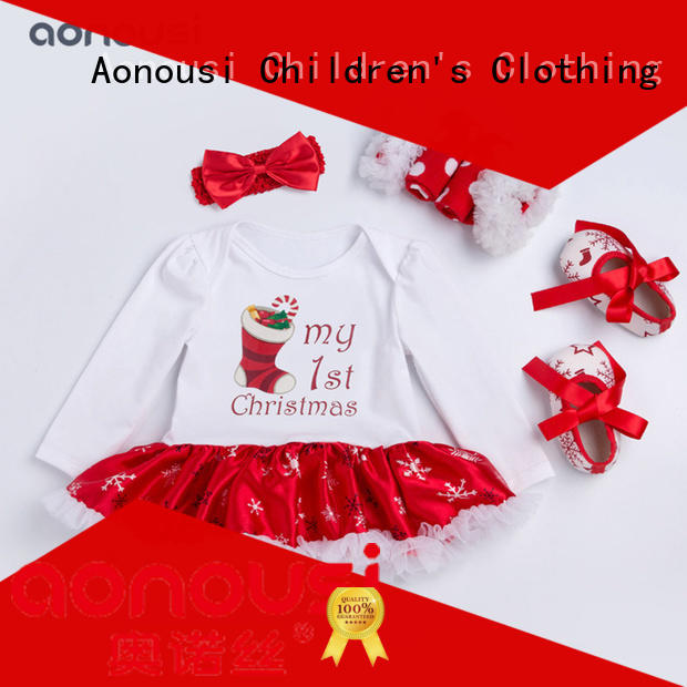 Aonousi Wholesale halloween clothes for girls manufacturers