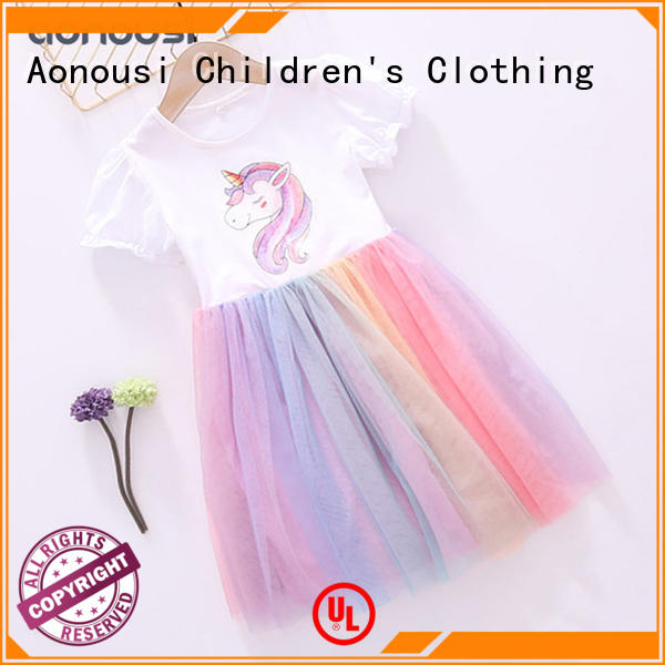 Aonousi splendid childrens clothing factory price for boys