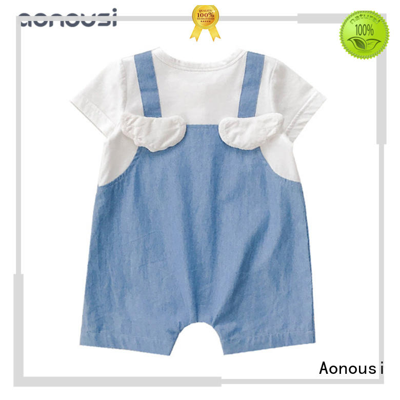 Aonousi Latest baby fashion clothes manufacturers for boys