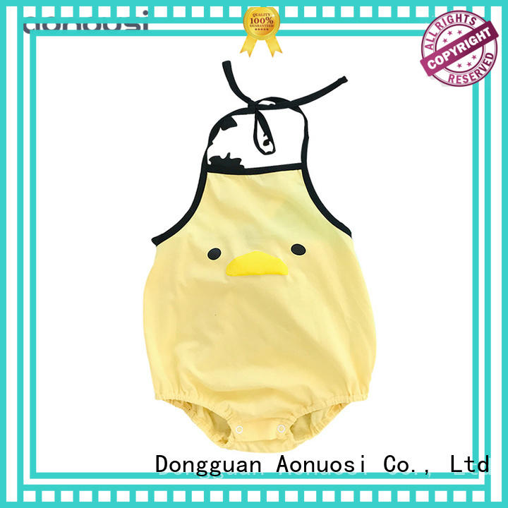 Aonousi newest childrens clothing factory price for kids