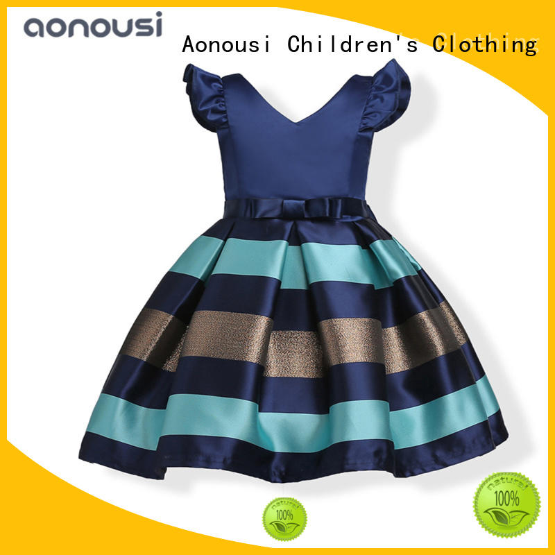 Aonousi New small girls party wear company