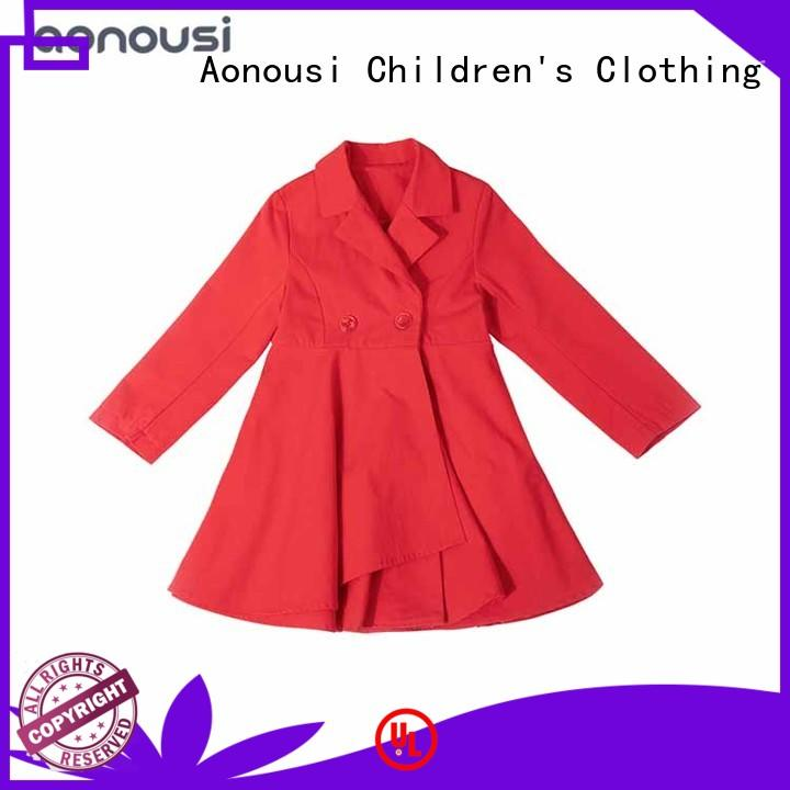 Aonousi outstanding girls boutique clothing factory for girls