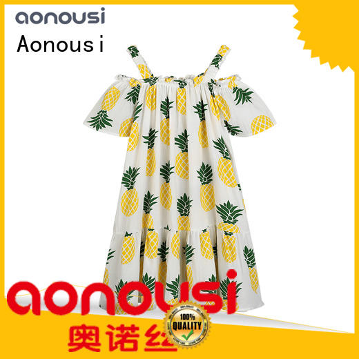Aonousi newly childrens clothing newest for girls