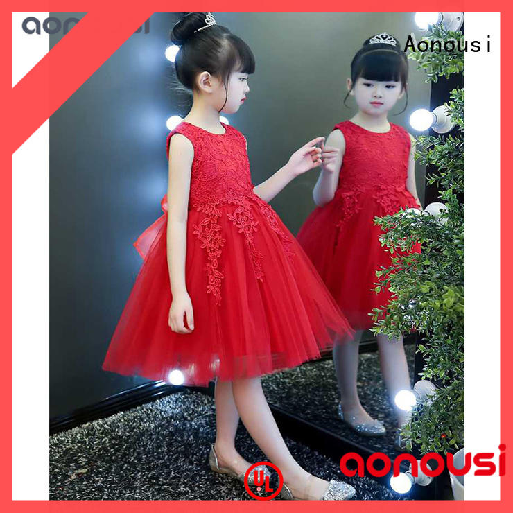 Aonousi girls evening wear Supply