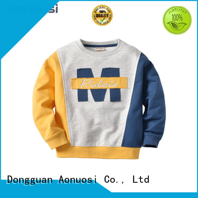 hot-sale childrens dress clothes cotton for business for boys