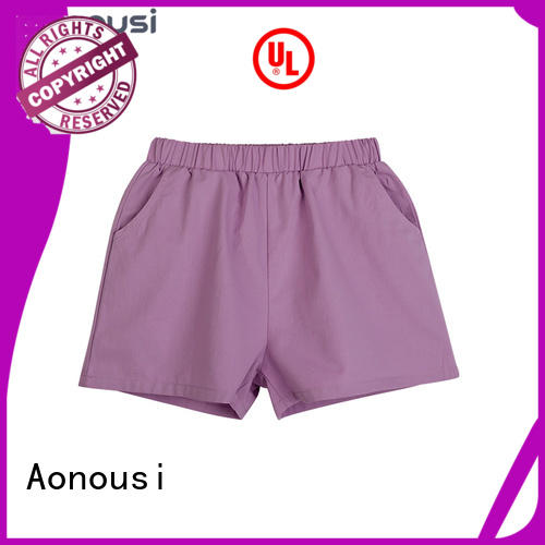 Aonousi hot-sale girls casual trousers Supply for girls