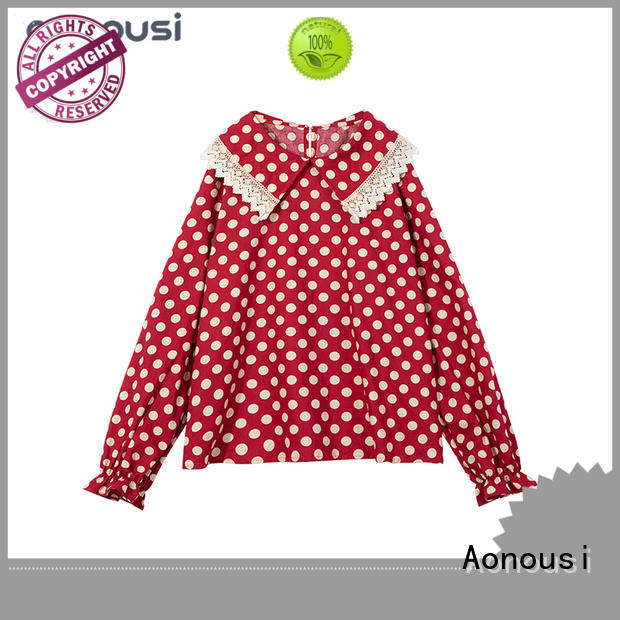 Aonousi pink kids girl cloth for business for kids