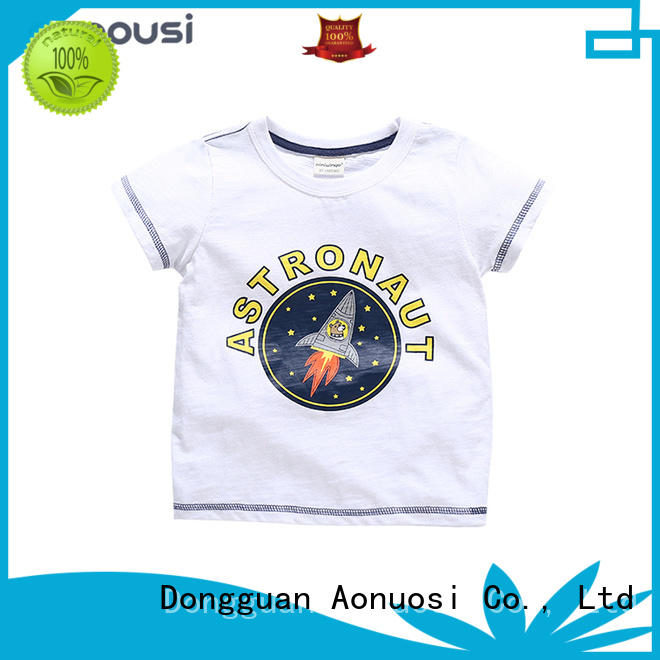 Aonousi turncollar wholesale boys clothing suppliers company for kids