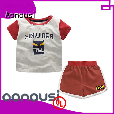 Aonousi design childrens clothing free design for girls