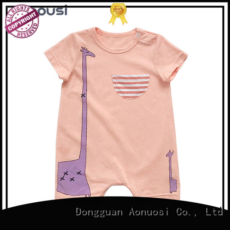 Best custom baby clothing dress factory for baby