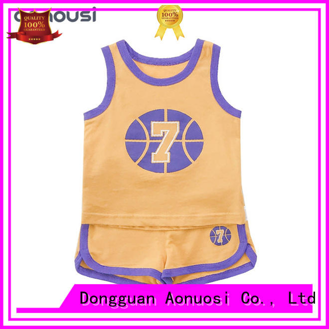 Aonousi Custom wholesale baby boutique clothing Supply for boys
