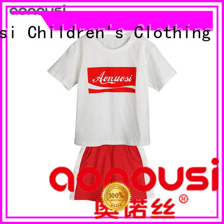 Aonousi fashion fashion cloth for girl factory for girls