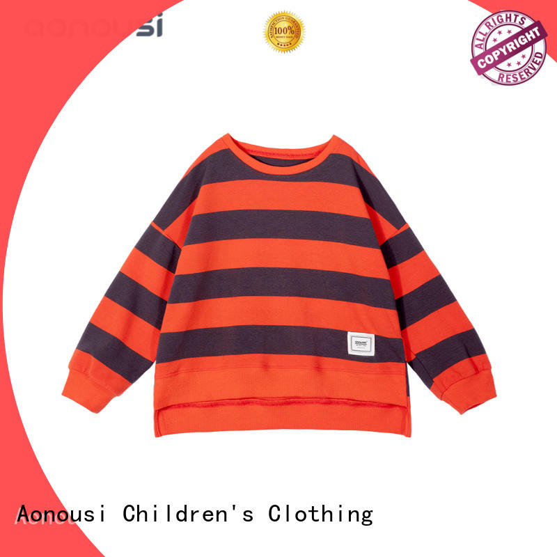 Aonousi shirts childrens clothing for wholesale for girls