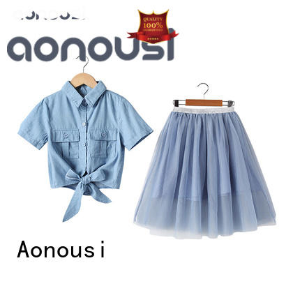 Aonousi splendid baby girl clothes boutique with many colors for girls