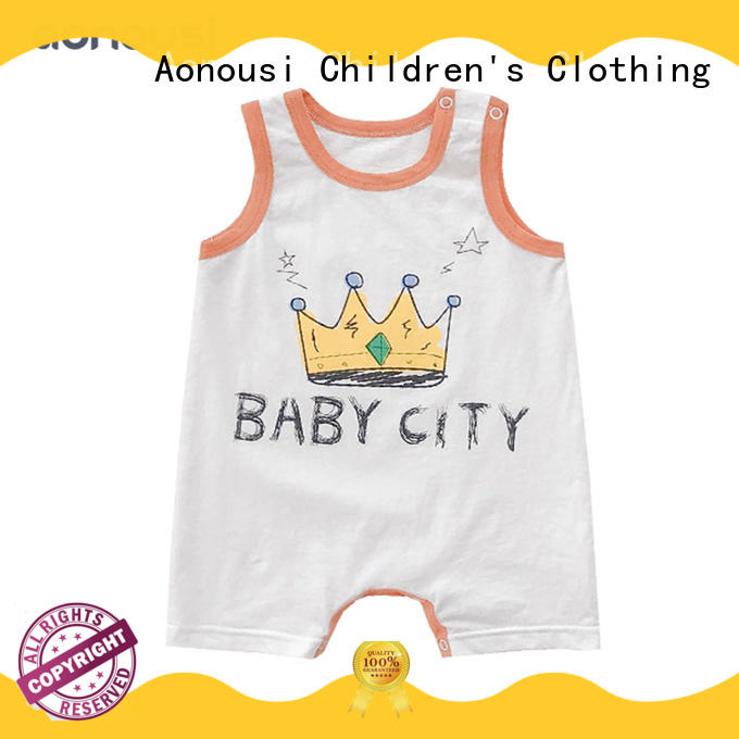 Aonousi High-quality baby kids clothes company for kids