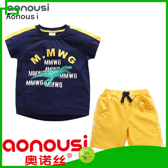 Aonousi newest childrens clothing check now for boys