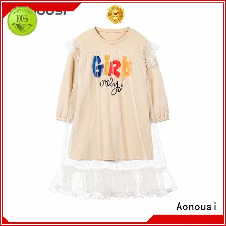 Aonousi autumn small girl skirt Suppliers for girls