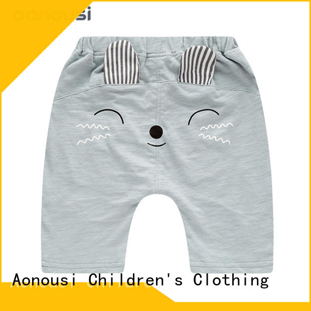 Wholesale quality baby clothes wholesale shortsleeved Supply for boys