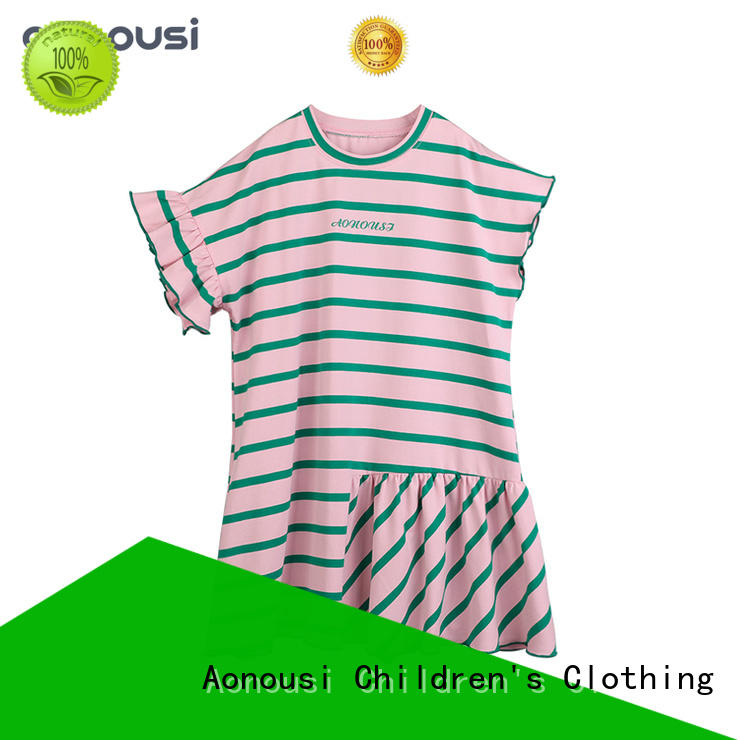 Aonousi hot-selling girls fashion skirts Supply for girls