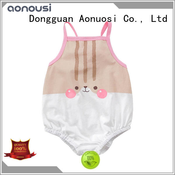 Aonousi singlesided children's boutique clothing wholesale bulk production for kids