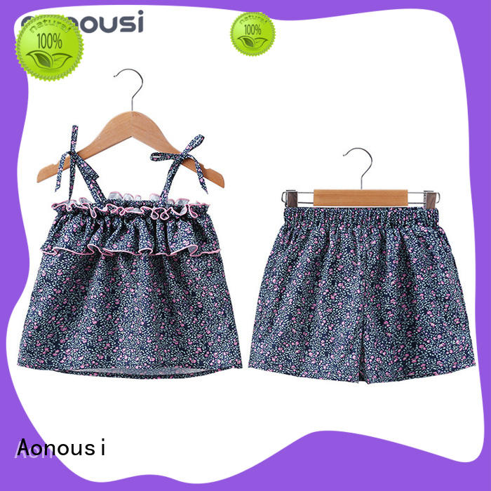 Aonousi outstanding girls boutique clothing for girls