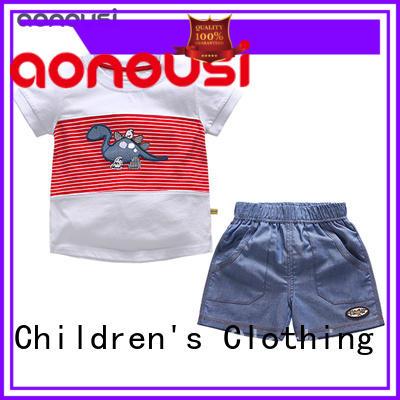 Aonousi hot-sale boy clothing for kids