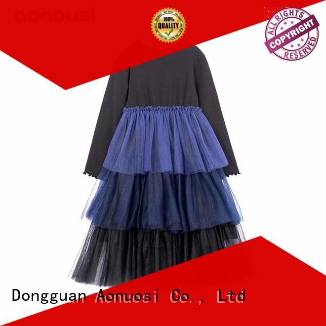 Aonousi quality kids girl cloth company for girls