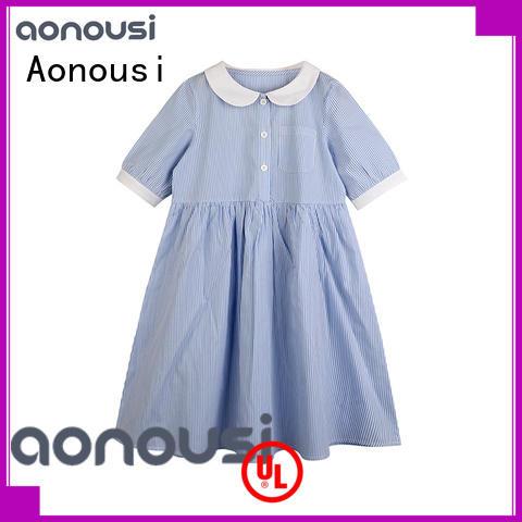exquisite wholesale girl boutique clothing bulk production for kids Aonousi