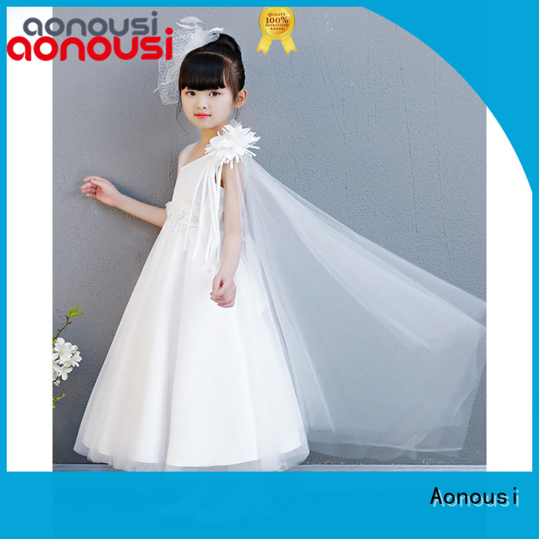 Aonousi High-quality party gowns for 5 year girl Supply for girls
