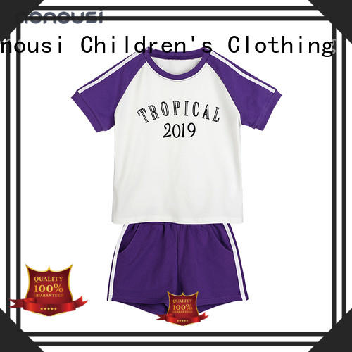 Aonousi Best baby girl two piece outfits Suppliers for kids