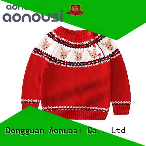 Aonousi fashionable girls clothing wholesale order now for kids
