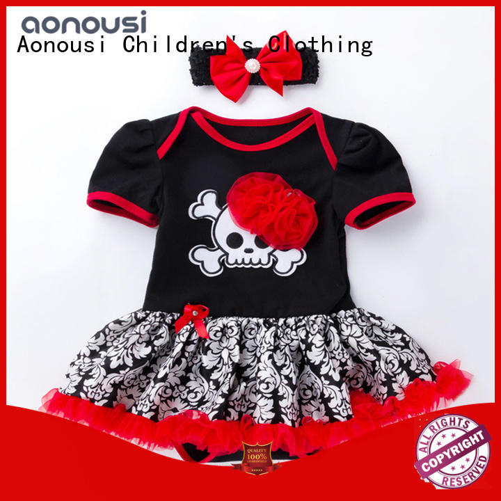 Aonousi newest childrens clothing for wholesale for kids