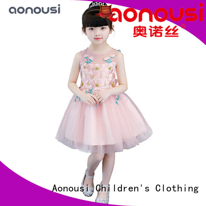 Aonousi fashion wholesale kids clothing suppliers bulk production for kids