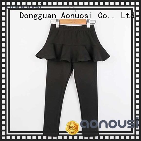 Aonousi shoulderbare little girl wholesale boutique clothing Suppliers for kids