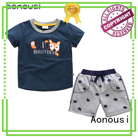 Aonousi Best boysets factory for boys
