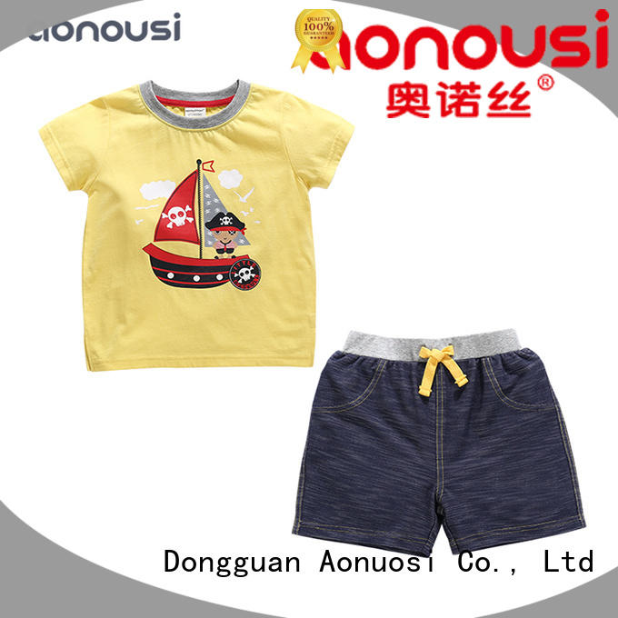 shirts children and baby clothes design for boys Aonousi